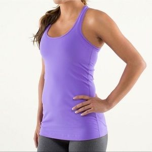 Lululemon Athletica Cool Racerback Tank